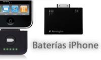 Baterías externas, una manera sencilla de aumentar la batería de nuestro iPhone