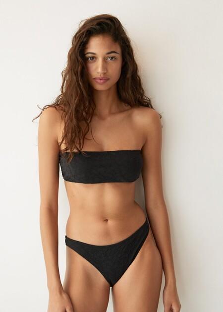 Mango Bikini Primavera 2021 Negro 04