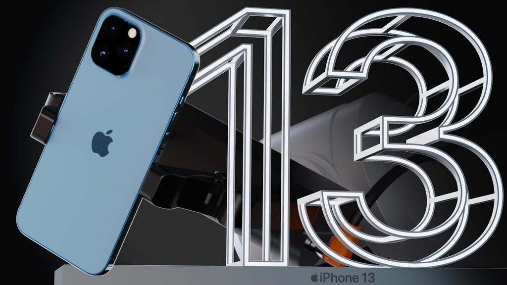 El iPhone 13 se presentaría en color negro mate, con pantalla siempre encendida y más, según nuevos rumores