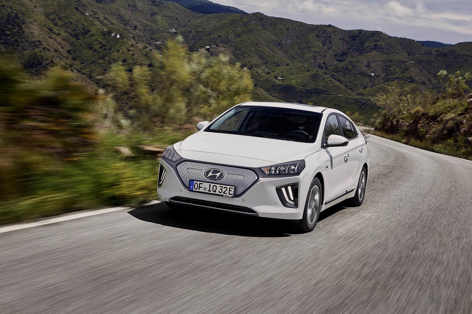 Foto de Hyundai Ioniq Electrico 2020 (5/14)