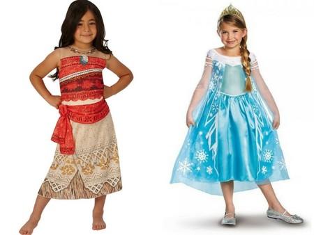 Algunos padres consideran que las niñas no deberían disfrazarse de Moana ni de Elsa en Halloween