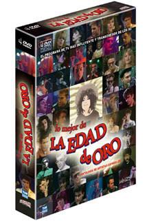 Lo mejor de La Edad de Oro en DVD