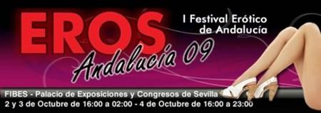 """""""Eros Andalucía 2009"""", comienza el primer festival erótico en Sevilla"""