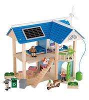 Casita de muñecas ecológica