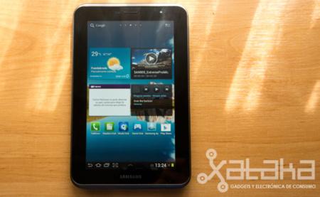 Samsung Galaxy Tab 2, análisis