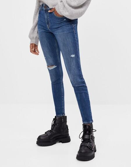 Jeans Bershka Bf 02