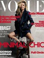 Kate Moss: ya van 30 para la revista Vogue