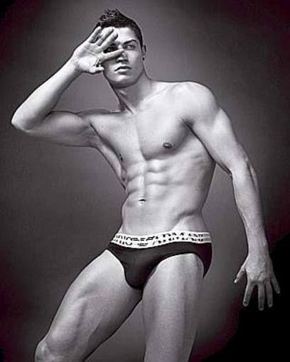 Cristiano Ronaldo para Armani Underwear
