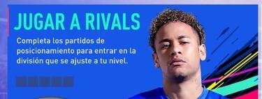 Guía  FIFA 19: todo lo que necesitas saber de Division Rivals