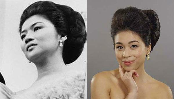 11 fotos más de 100 años de belleza filipina