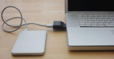 Freecom Mobile Drive MG, disco duro externo ultrafino con diseño muy Apple