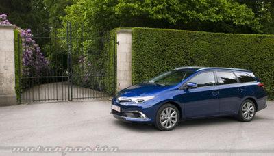 Toyota Auris 2015: ponemos a prueba el renovado compacto japonés