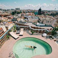 Una casa en Madrid... Con vistas, y con piscina