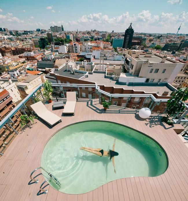 Casa Con Piscina en Madrid
