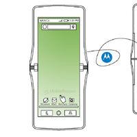 Así sería el Motorola RAZR con pantalla plegable según una patente