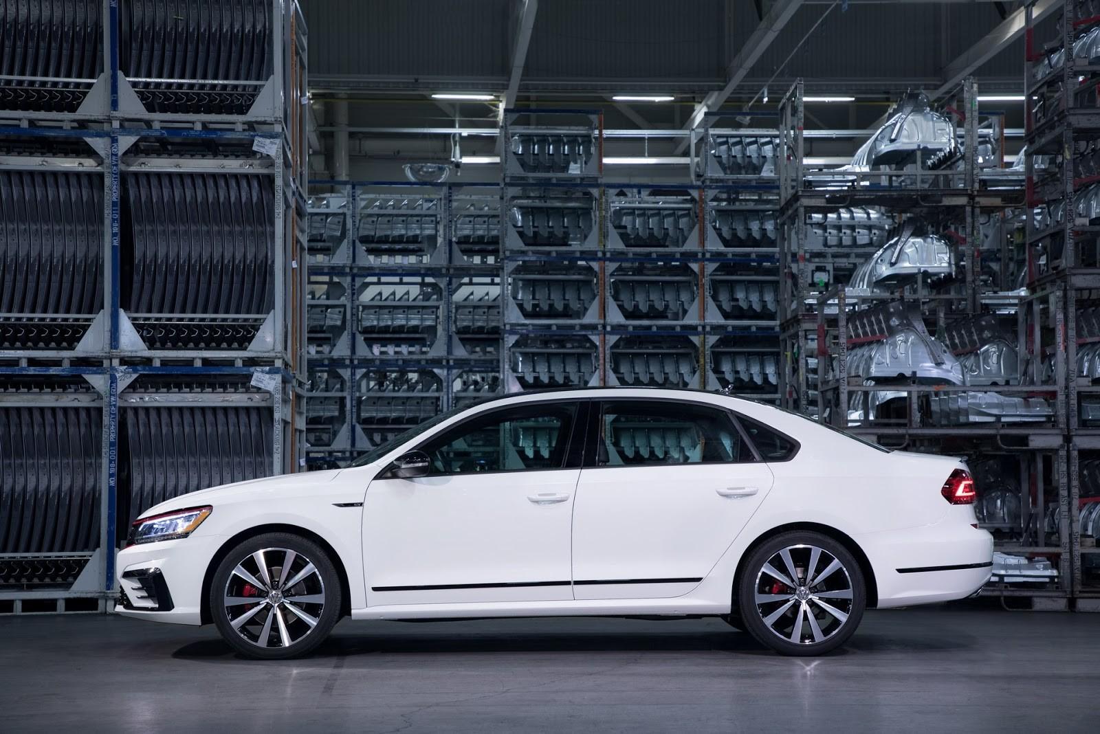 Foto de Volkswagen Passat GT 2018 (3/21)