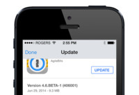 1Password ya aprovecha iOS 8 con su integración con TouchID
