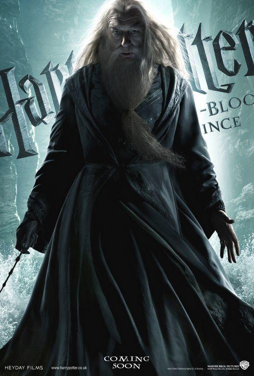 Foto de 'Harry Potter y el misterio del príncipe', nuevos carteles de los protagonistas (2/6)