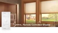 Serena, las nuevas cortinas con control remoto de Lutron llegan a España
