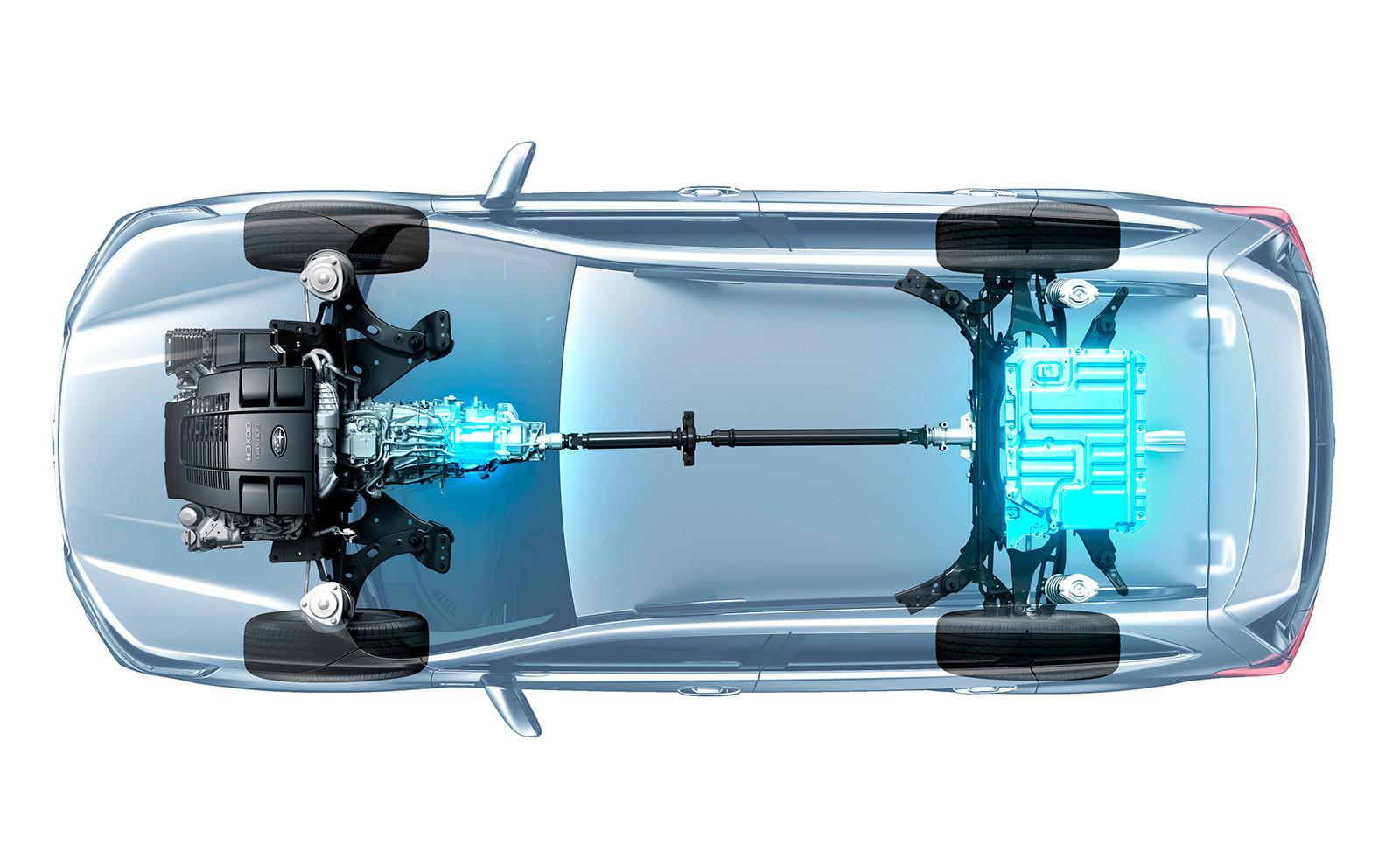 Foto de Subaru XV ECO HYBRID 2020, a prueba (33/35)
