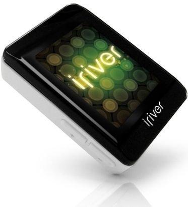 iRiver S10, compitiendo con el shuffle en tamaño