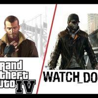 Comparan en vídeo Watch Dogs con GTA IV
