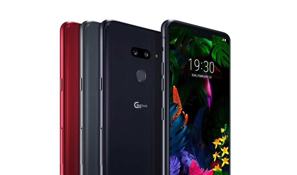 LG G8 ThinQ, la nueva generación de <strong>LG℗</strong> que suena a través de la pantalla»>     </p> <div class=