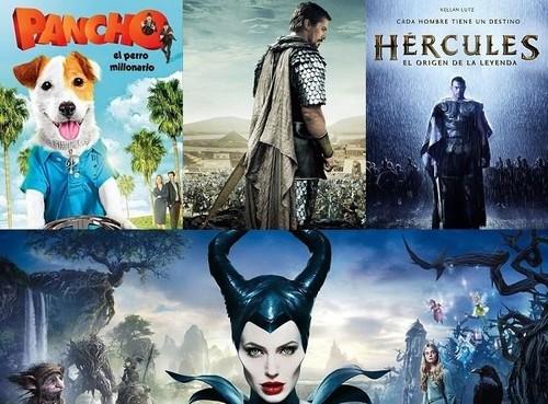Las películas que menos me han gustado de 2014