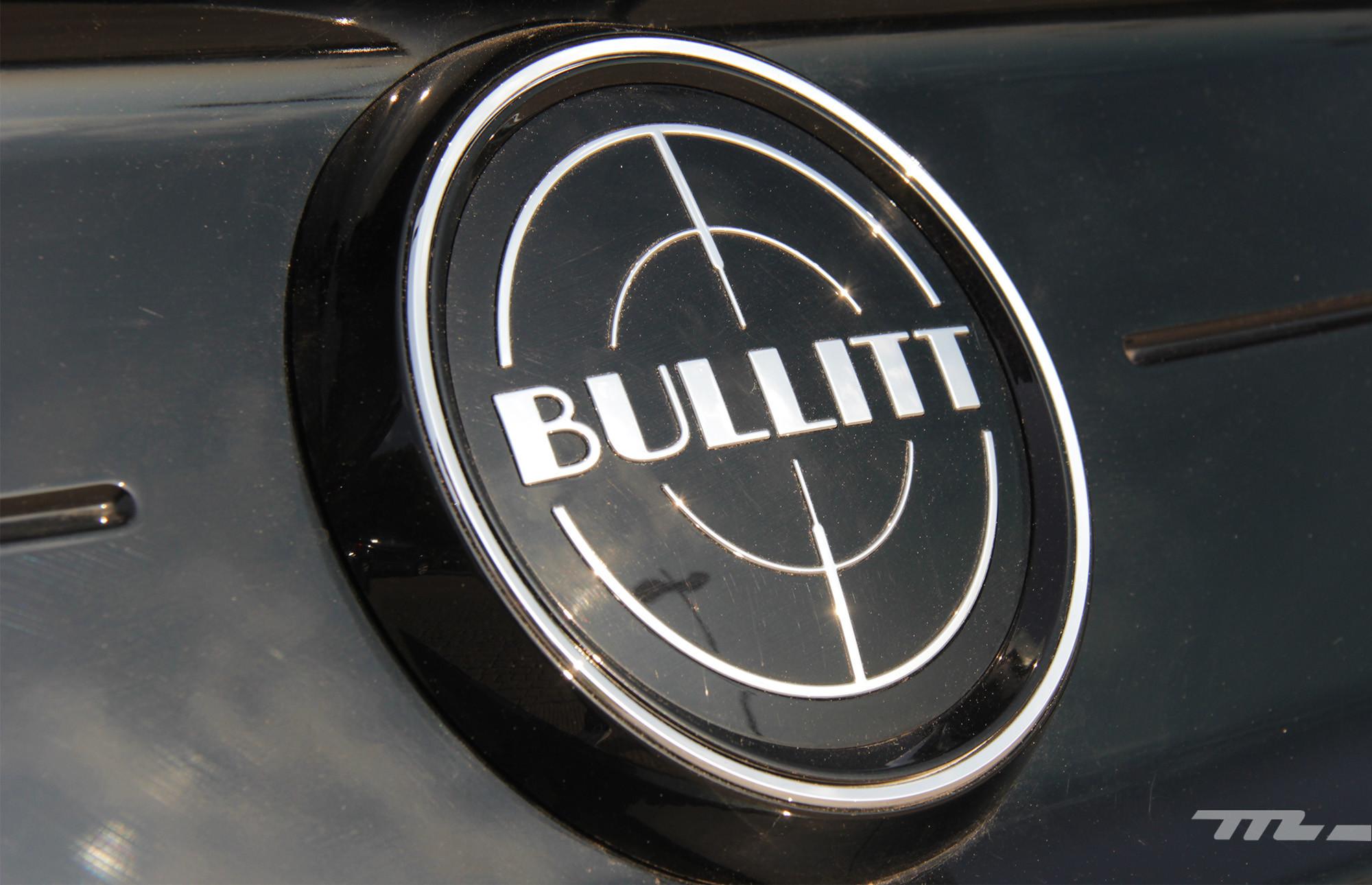 Foto de Ford Mustang Bullitt (10/30)