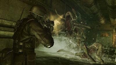 Podremos jugar al 'Resident Evil: Revelations' desde el Wii U Gamepad