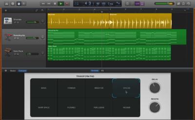 Una actualización de Garageband llegará junto con Apple Music el 30 de junio