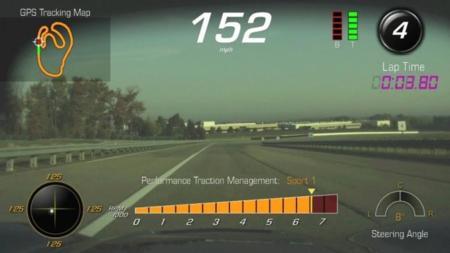 Conducir este Corvette será como estar dentro de un videojuego