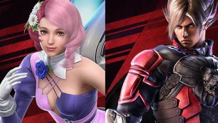 Tekken 6 - Alisa y Lars