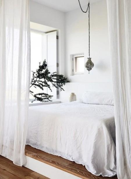Dormitorio Cortinas