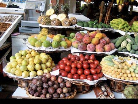 Las verduras y las frutas protegen el corazón