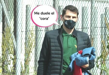 El corazón de Iker Casillas le da un nuevo susto mientras jugaba al pádel y acaba en urgencias