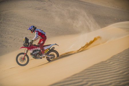 Laia Sanz Dakar 2020 4