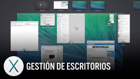 Guía OS X: La gestión de escritorios y ventanas en Mavericks
