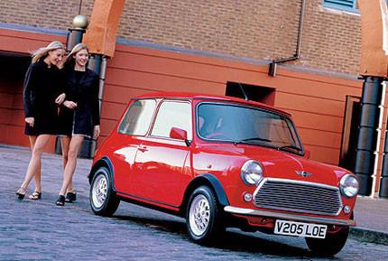 Future Vehicles y sus Minis clásicos y eléctricos