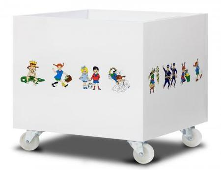 Bonitas cajas para guardar juguetes