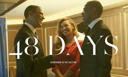 Niña, sé como Beyoncé y no te vayas con mala gente #ObamaDixit