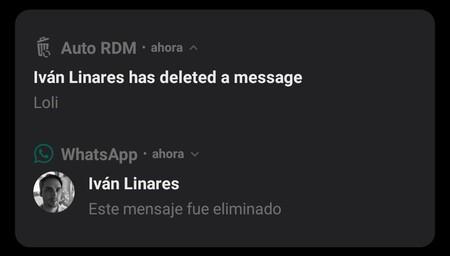 Cómo recuperar mensajes borrados de WhatsApp con Auto RDM, incluidos vídeos y fotos