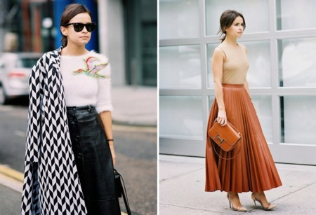 Miroslava Duma Fashion Week Look 2