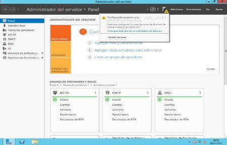 Qué me ha gustado de Windows 2012 Server: esos pequeños detalles