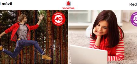 Plan B: Vodafone ofrecerá 10 GB gratis en el móvil en caso de avería del ADSL o fibra