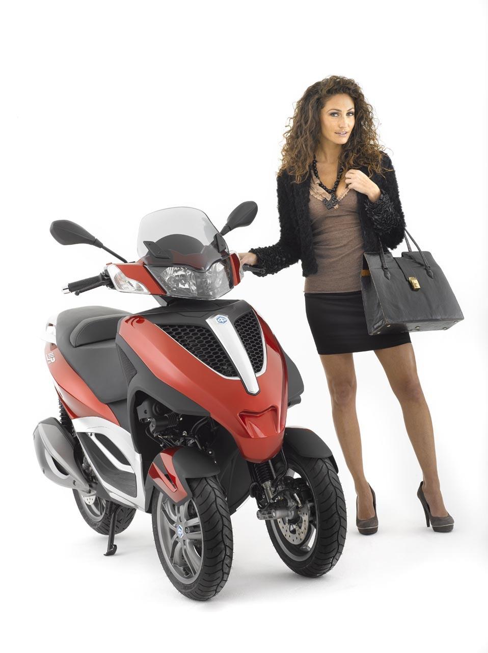 Foto de Piaggio MP3 Yourban, un modelo que complementa la gama (10/20)