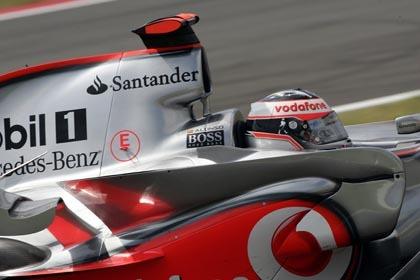 A Alonso sólo le vale la victoria en Shanghai