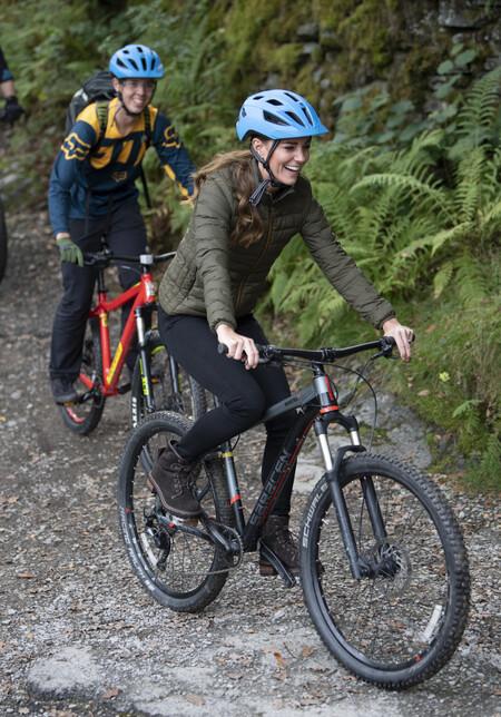 kate middleton bicicleta