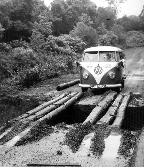 Foto de 60 años del Volkswagen Bully (32/34)