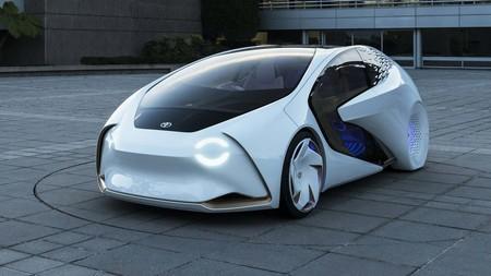 Un coche autónomo es un coche conectado. ¿Este es el futuro?